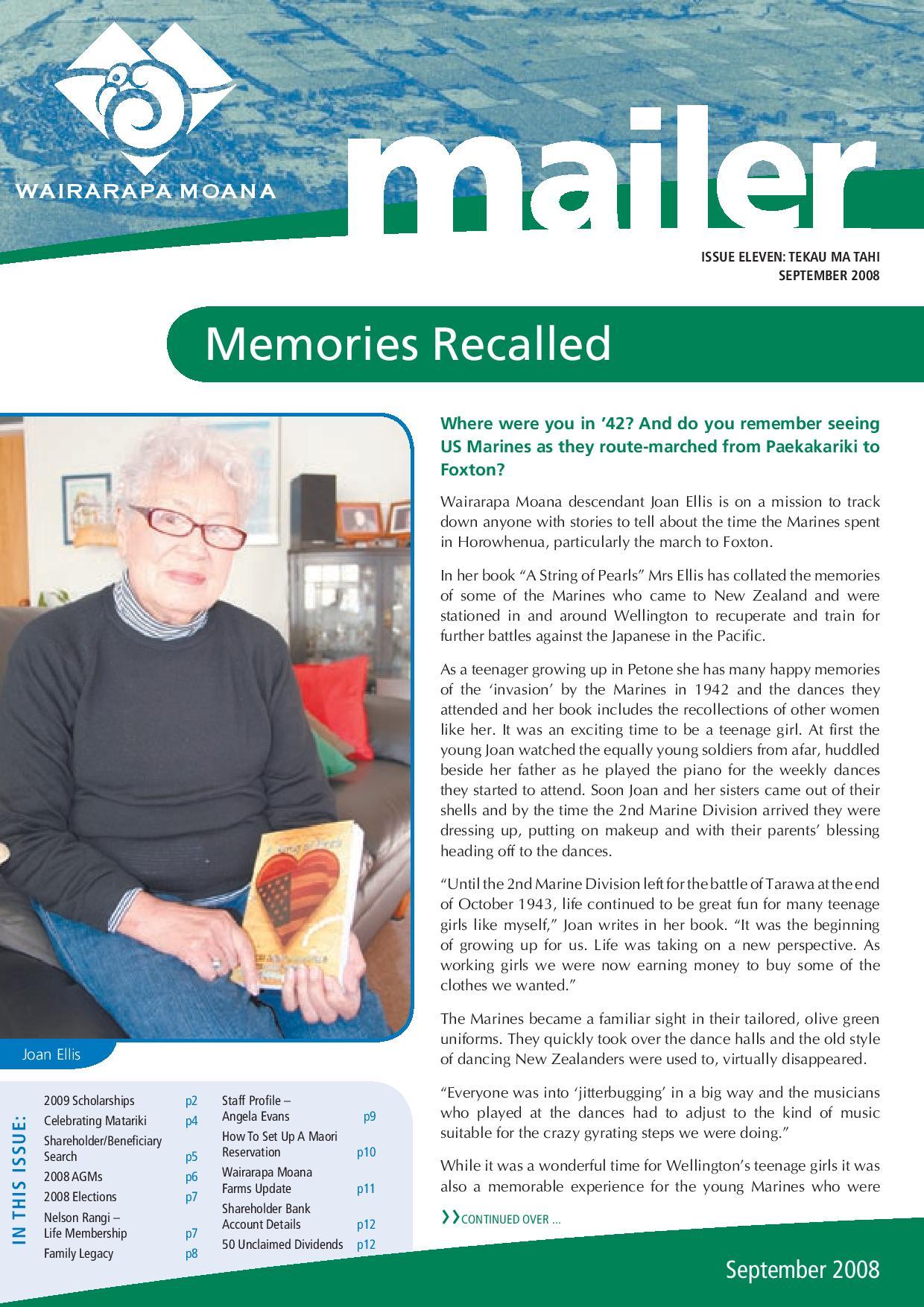 Issue 11 September 2008