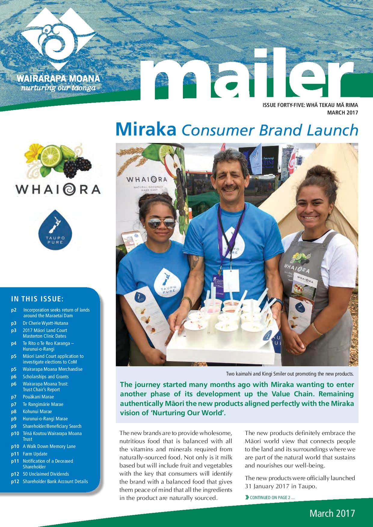 Issue 45 March 2017