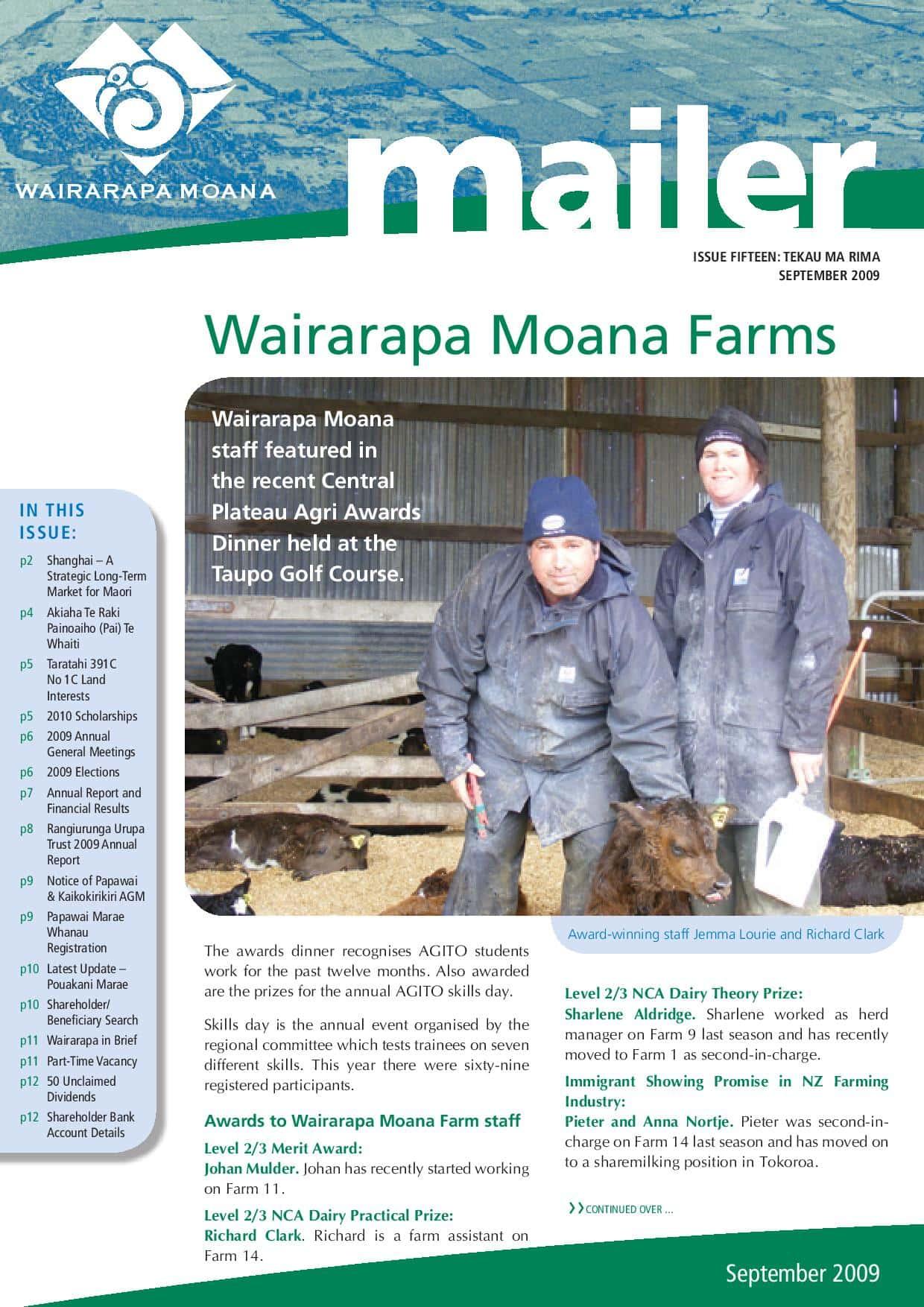 Issue 15 September 2009