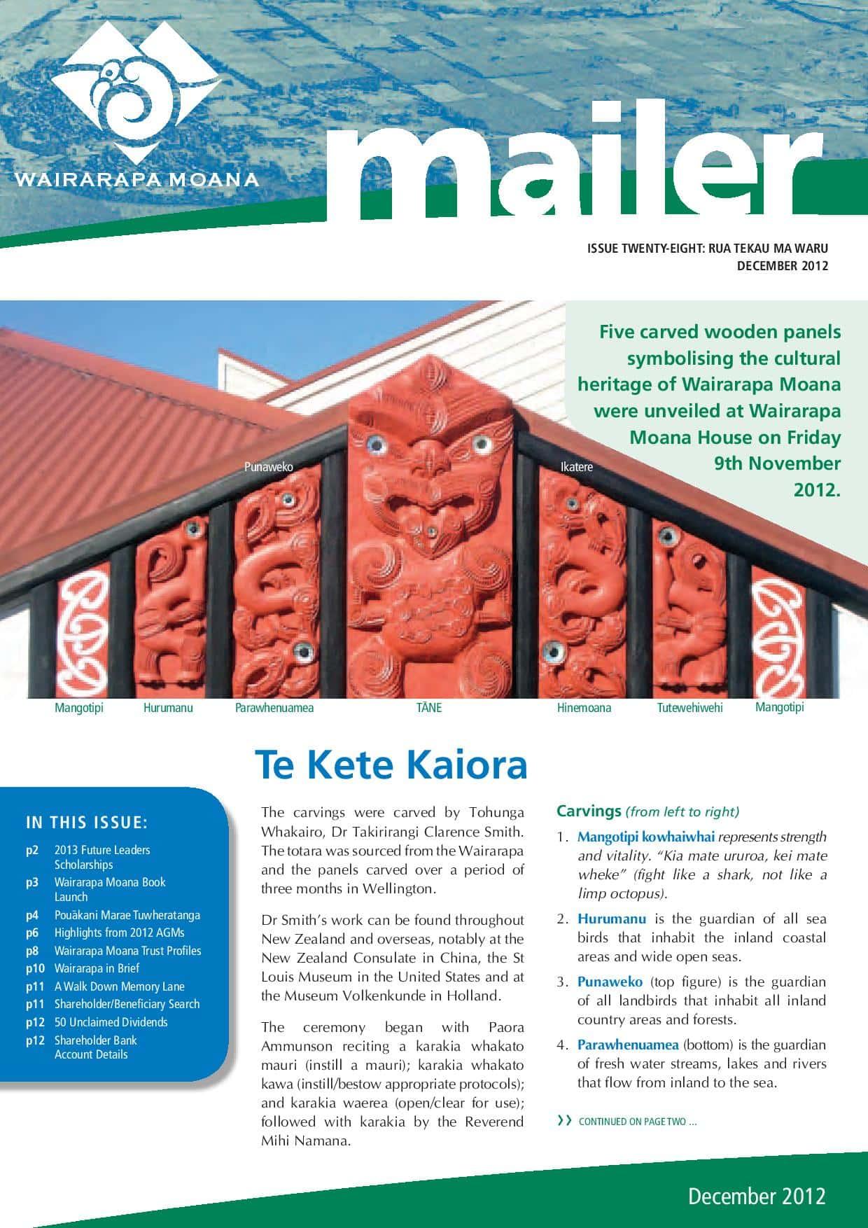 Issue 28 December 2012