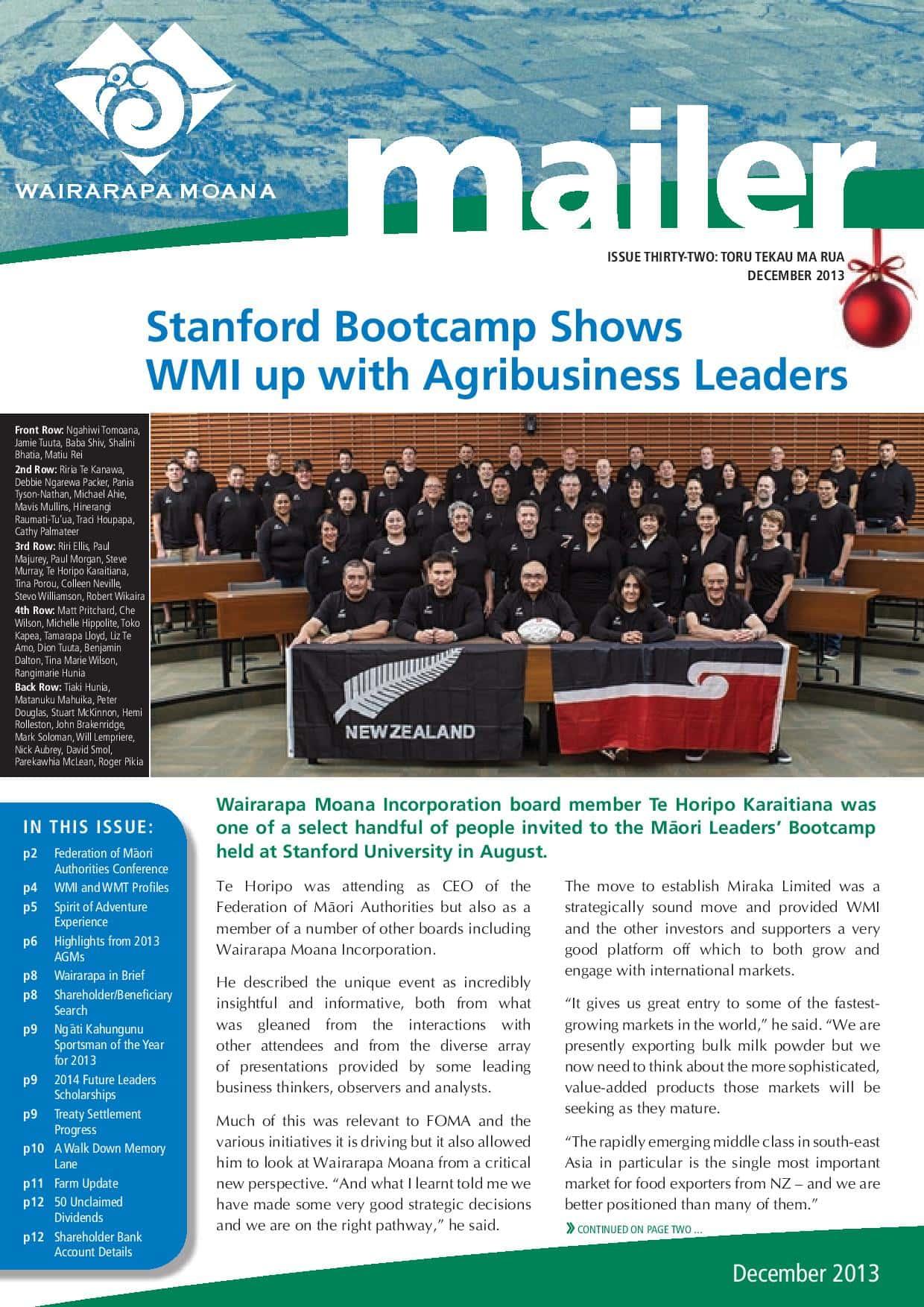 Issue 32 December 2013