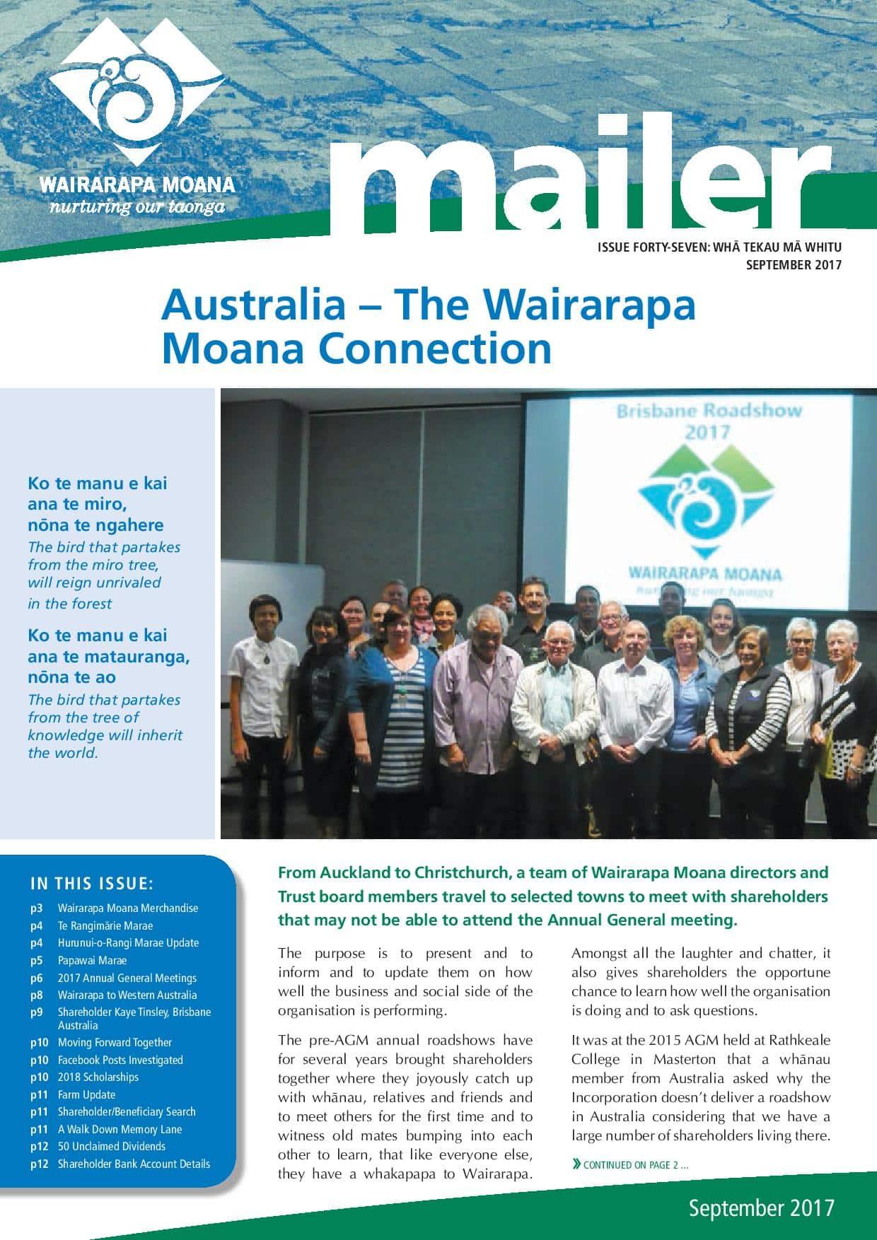 Issue 47 September 2017