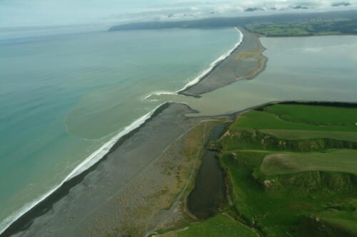 Onoke outlet to Palliser Bay